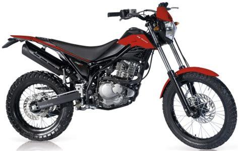 Beta Motorrad Langen by Beta 200 2010 Rot Fluo