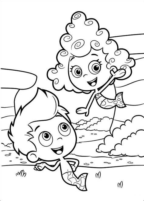 free printable coloring pages guppies kleurplaat tv series kleurplaat guppies 187 animaatjes nl