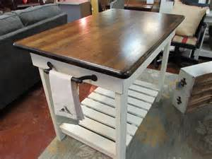 handmade kitchen island and quot barnwood quot farm tables just fine tables