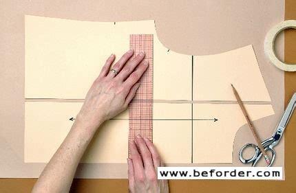 pattern grading types 패턴메이커 pattern maker 패턴사 네이버 블로그