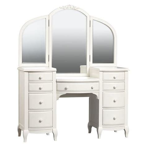 large bedroom vanity lilac vanity from pbteen bedroom