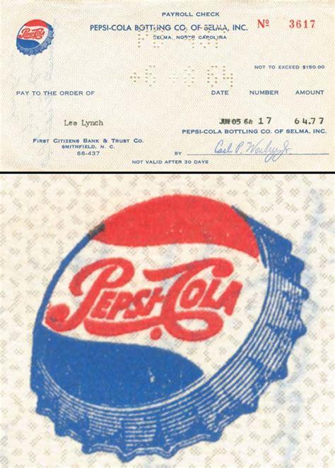 Pepsi Background Check Pepsi Cola Bottling Co Of Selma Inc