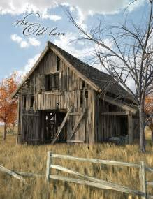 the barn 3d models and 3d software by daz 3d