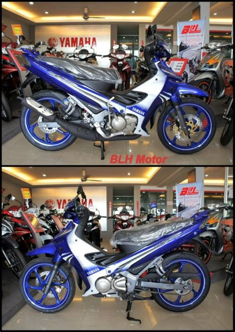 Sparepart Yamaha Zr 2012 y125zr 2012 blh motor yamaha malaysia oto trendz