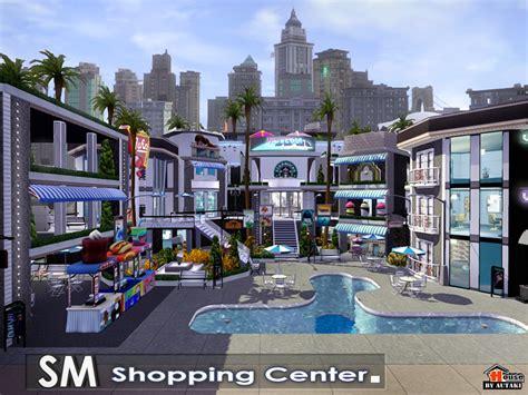sims 4 cc shopping autaki s sm shopping center