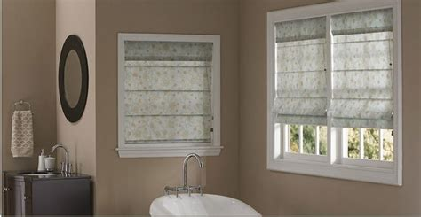 Bathroom Curtains For Windows Ideas estores enrollables screen y otras ideas para el ba 241 o