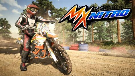 Pc Original Mx Nitro Steam mx nitro out now ps4 xbox one pc