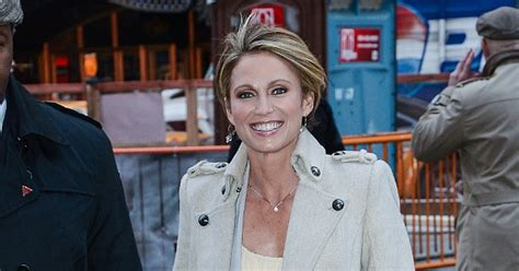 apics of amy robach hair cut amy robach on telling her children she has cancer