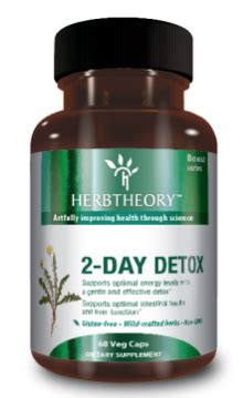 9 Day Liver Detox Review by Girly Giveaways Herbtheory 2 Day Detox Review