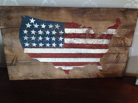 American Flag Decorations by American Flag Decor United States Decor Patriotic By Girlinair