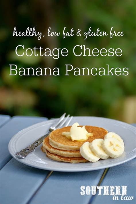 cooking cottage cheese recipe healthy cottage cheese banana pancakes in 2019