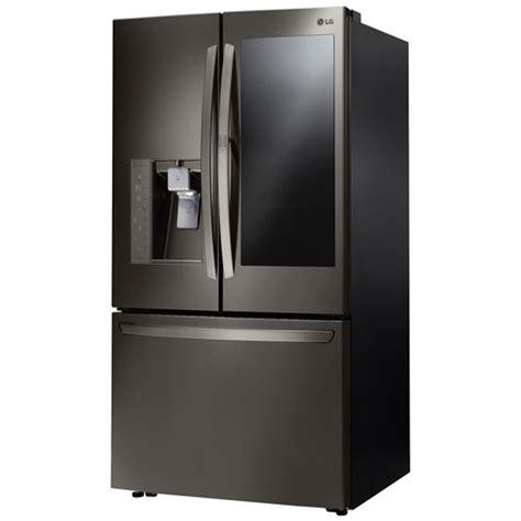 best buy lg refrigerator door lg 36 quot 29 6 cu ft instaview door refrigerator