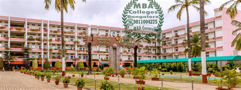 Mba Colleges In City by Garden City College Mba Colleges Bangalore