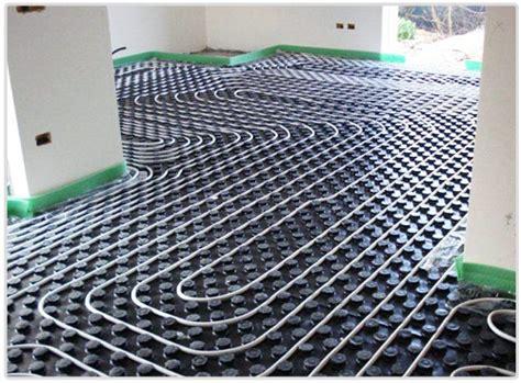 calcolo riscaldamento a pavimento pannello radiante a pavimento in eps ecofloor rossato