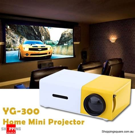 Proyektor Yg 300 yg 300 lcd projector home theater media player supports up to 1920 x 1080p