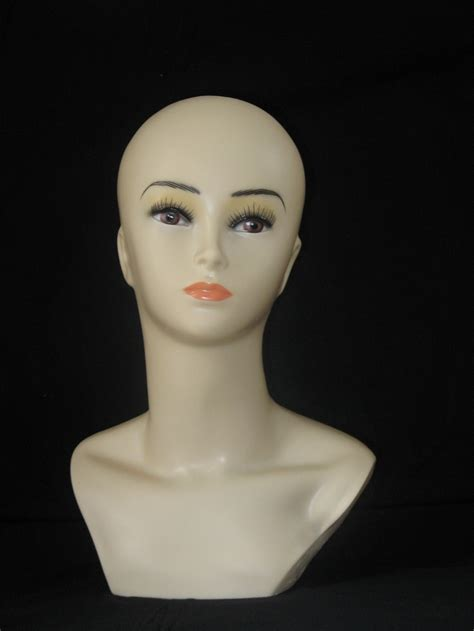 budget plastic male female display head heads mannequin female mannequin female mannequin display mannequin