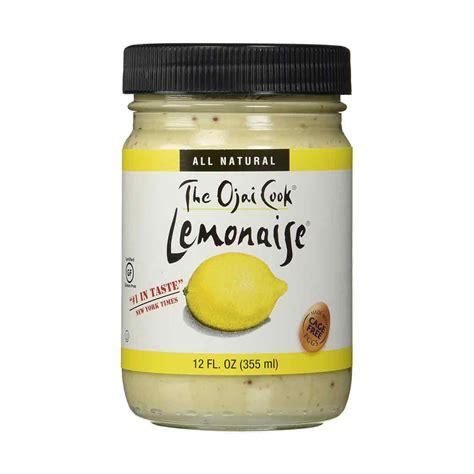 Gourmet Mayonais the ojai cook lemonaise mayonnaise 12 oz jar gourmet food and wine groceries store s