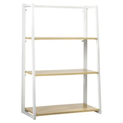 folding bookcase white for the home cars