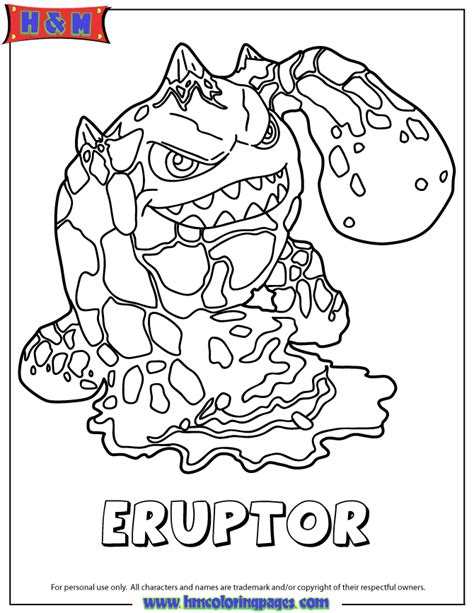 skylanders mini spry coloring pages coloring pages