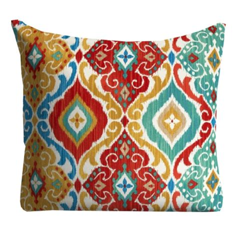 blue outdoor pillows throw pillow patio pillows outdoor