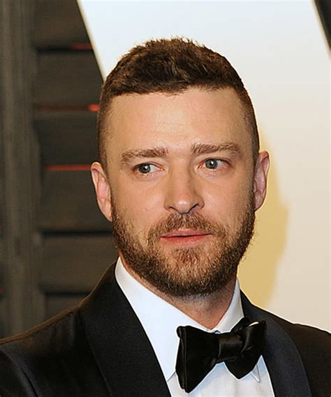 is justin timberlake balding justin timberlake short straight formal hairstyle medium