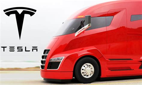 truck tesla tesla semi truck what will be the roi and is it worth it