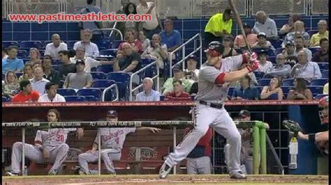 bryce harper slow motion swing bryce harper home run swing slow motion video clip