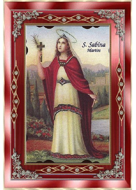 H V Entino cristo minha certeza santa sabina 29 de agosto