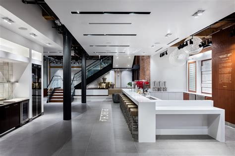 home design showrooms nyc home showroom pirch opens in new york architectural digest