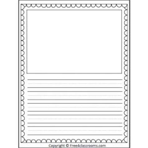 half sheet template half page lined writing template