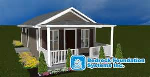 Mother In Law Pod by Welcome To Bedrock Foundation Systems Bedrock Foundation