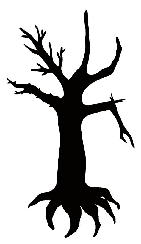 tree tattoo png tattoo design outline two tree silhouette by