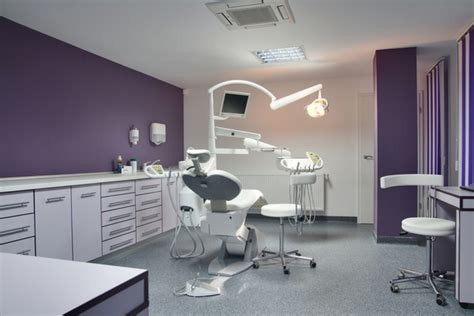 Dentist Office by Friendly Dental Office With Baroque Design Influences In
