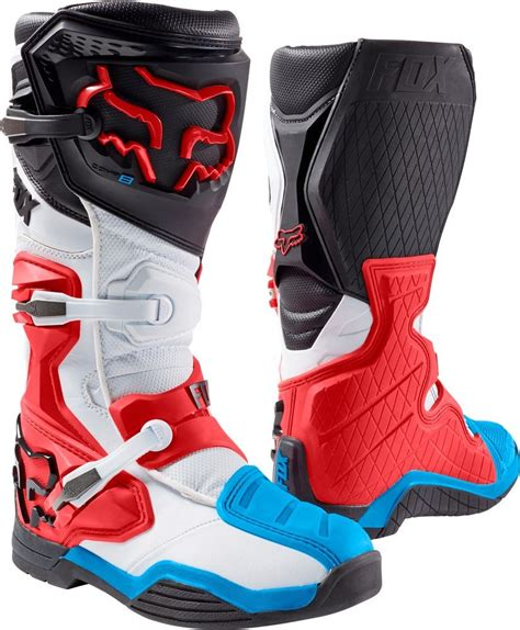 motocross boots 8 299 95 fox racing mens comp 8 boots 236337