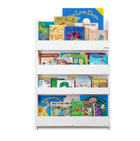 tidy books bookcase white wooden bookcase white by tidy books 174 for in s a