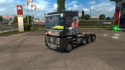 renault truck magnum renault magnum edit v2 1 1 ets2 euro truck simulator 2 mods