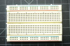 digital design lab with solderless breadboard physical computing at itp labs dc motor control using