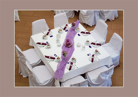 hochzeitsdekoration lila hochzeitsdeko violett execid