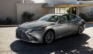 introducing the all new 2018 lexus ls 500