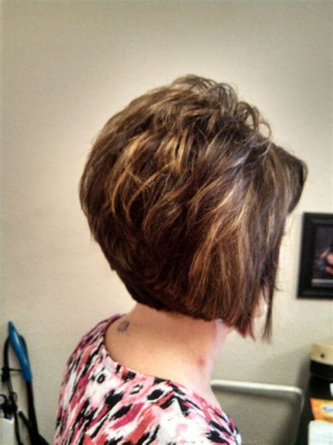 photos of an a line stacked haircut stacked a line bob hair makeup pinterest