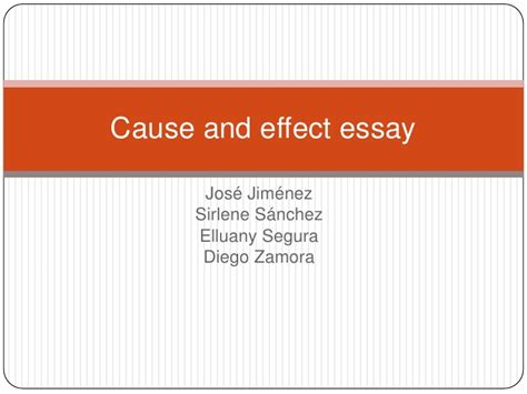 Cause And Effect Essay On Pregnancy by Health Condition Page 3 Ubetc Homepage
