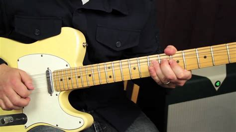 tutorial guitar blues muddy waters quot manish boy quot blues guitar lessons how to