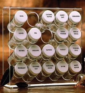 Spice Rack Organizer   20 Bottle in Spice Racks