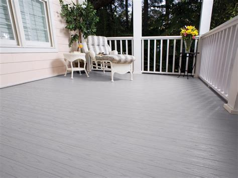 Best Wood For Porch Floor by Porch Flooring And Foundation Hgtv