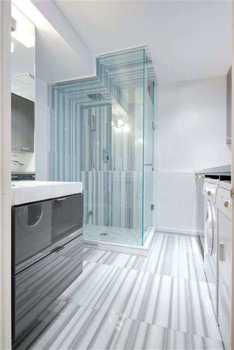 contemporary bathroom showers houzz modern my houzz modern annex renovation contemporary bathroom toronto by andrew snow