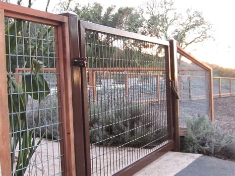 hog wire fence hog wire fence panels gate design ideas how to build hog wire fence panels