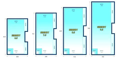 swimming pool sizes surprising small pool dimensions photos best inspiration