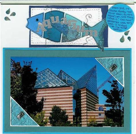 scrapbook layout aquarium 33 best images about scrapbook ideas aquarium pages on