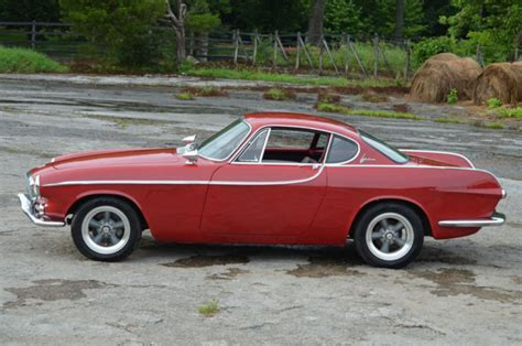 stunning volvo p1800 coupe rust free from southern