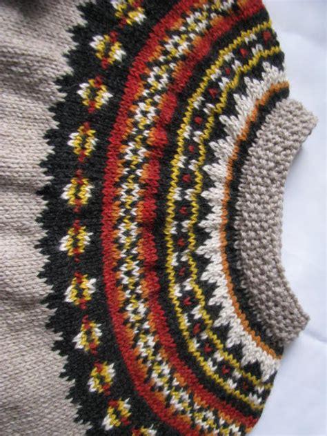 fair isle knitting free patterns knitting knitnscribble
